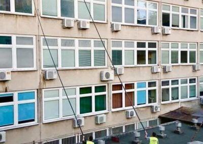 Mycie okien